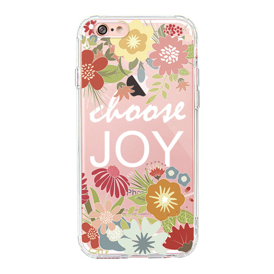 Choose Joy Phone Case - iPhone 6/6S Case