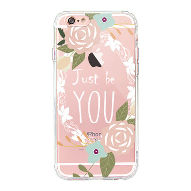 Just Be You Phone Case - iPhone 6/6S Case