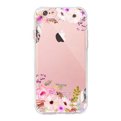 Flowers Phone Case - iPhone 6 Plus/6S Plus Case