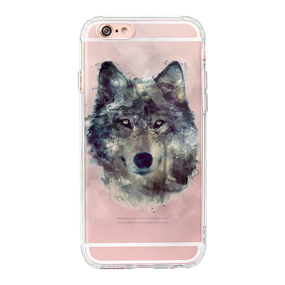 Wolf Phone Case - iPhone 6 Plus/6S Plus Case