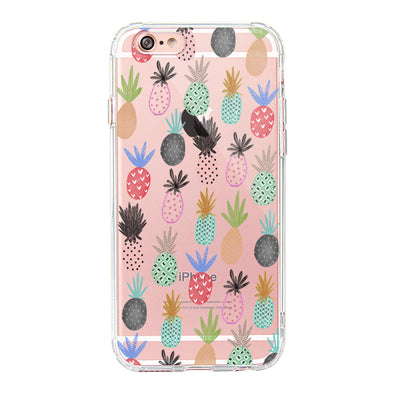 Cute Pineapple Phone Case - iPhone 6 Plus/6S Plus Case