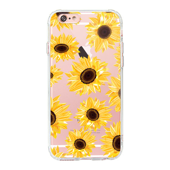 Sunflower Phone Case - iPhone 6 Plus/6S Plus Case