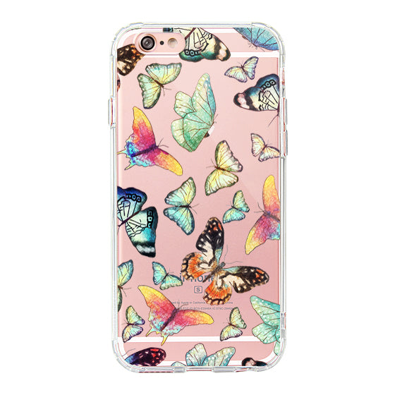 Butterfly Phone Case - iPhone 6 Plus/6S Plus Case