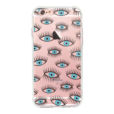Evil Eyes Phone Case - iPhone 6 Plus/6S Plus Case