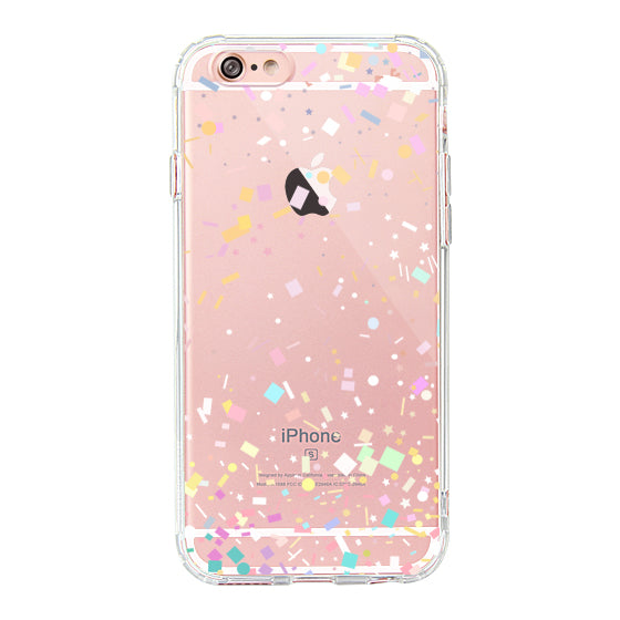 Confetti Phone Case - iPhone 6 Plus/6S Plus Case