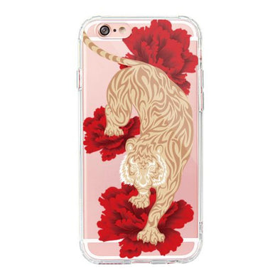 Tiger Phone Case - iPhone 6 Plus/6S Plus Case