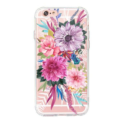 Blossom Floral Flower Phone Case - iPhone 6 Plus/6S Plus Case