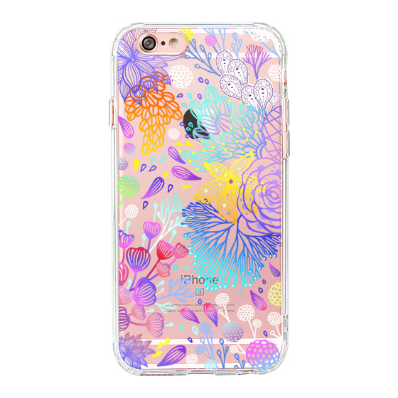 Coral Phone Case - iPhone 6 Plus/6S Plus Case