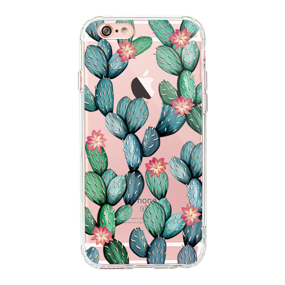 Tropical Cactus Phone Case - iPhone 6 Plus/6S Plus Case