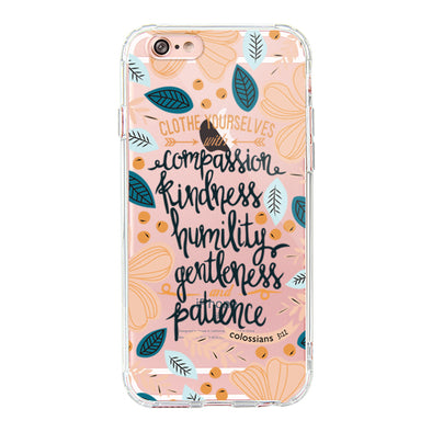 Cloth Yourselves Phone Case - iPhone 6 Plus/6S Plus Case