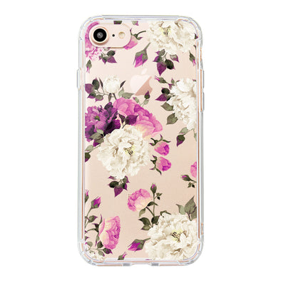 Floral Phone Case - iPhone 8 Case