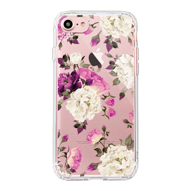 Floral Phone Case - iPhone 7 Case