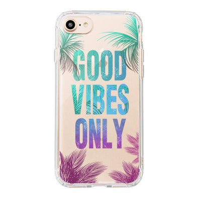 Good Vibes Only Phone Case - iPhone 8 Case