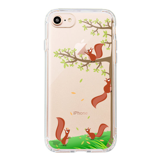 Squirrel Phone Case - iPhone 8 Case