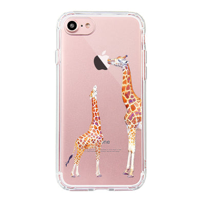 Giraffe Phone Case - iPhone 7 Case