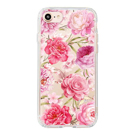 Blossom Floral Phone Case - iPhone 8 Case