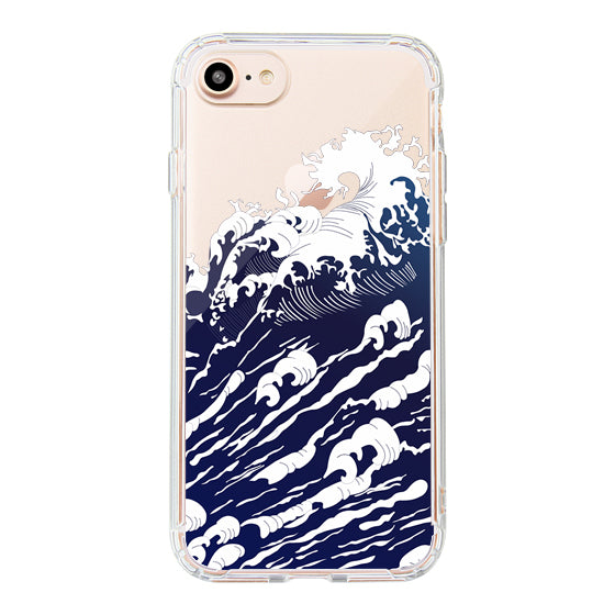 Sea Wave Phone Case - iPhone 8 Case
