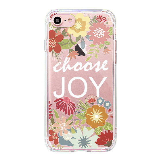 Choose Joy Phone Case - iPhone 7 Case