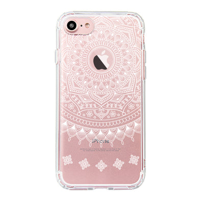Mandala Henna Phone Case - iPhone 7 Case