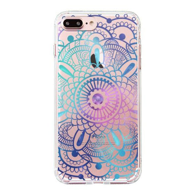 Galaxy Mandala Phone Case - iPhone 7 Plus Case