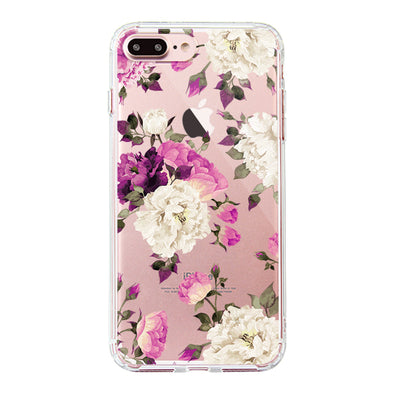 Floral Phone Case - iPhone 7 Plus Case