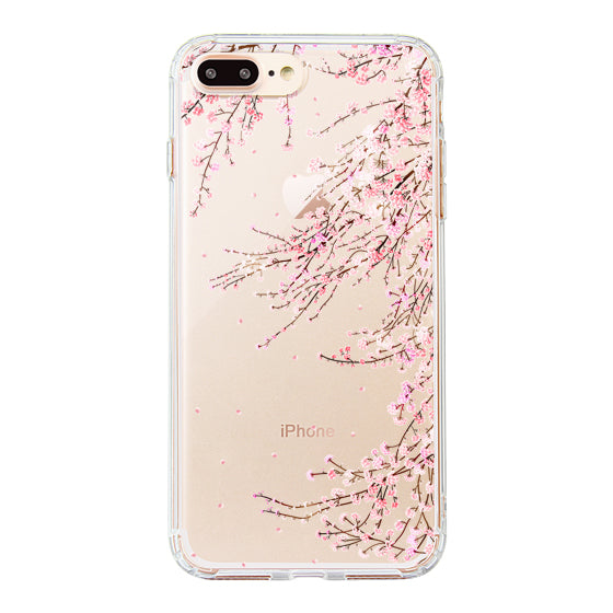 Cherry Blossoms Phone Case - iPhone 8 Plus Case
