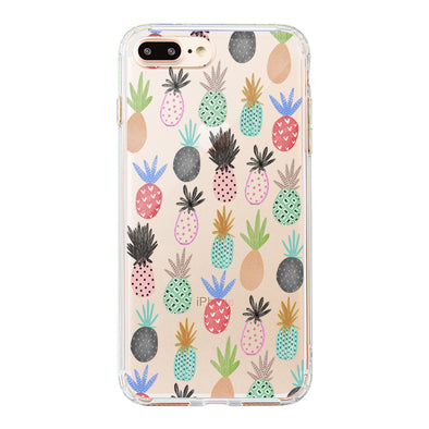 Cute Pineapple Phone Case - iPhone 8 Plus Case