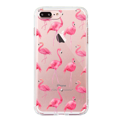 Flamingo Phone Case - iPhone 7 Plus Case