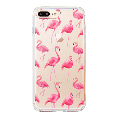 Flamingo Phone Case - iPhone 8 Plus Case