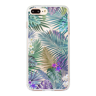 Tropical Forests Phone Case - iPhone 7 Plus Case