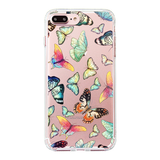 Butterfly Phone Case - iPhone 7 Plus Case