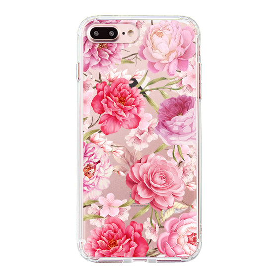 Blossom Floral Phone Case - iPhone 7 Plus Case