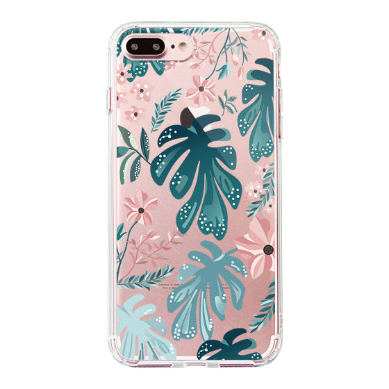 Tropical Palm Phone Case - iPhone 7 Plus Case