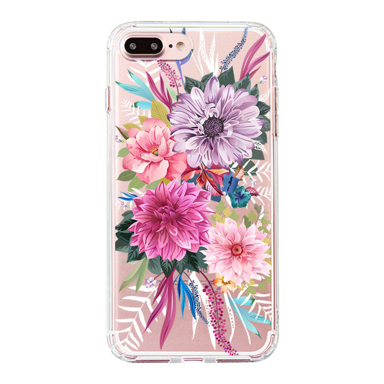 Blossom Floral Flower Phone Case - iPhone 7 Plus Case