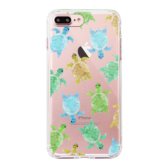Sea Turtle Phone Case - iPhone 7 Plus Case