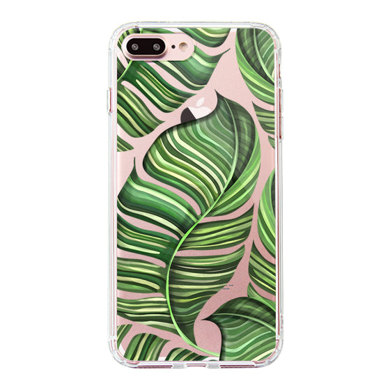 Banana Leaves Phone Case - iPhone 7 Plus Case