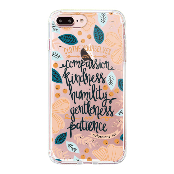 Cloth Yourselves Phone Case - iPhone 7 Plus Case