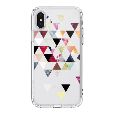 Fashion Marble Elements Phone Case - iPhone X Case