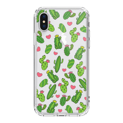 Cactus Phone Case - iPhone X Case