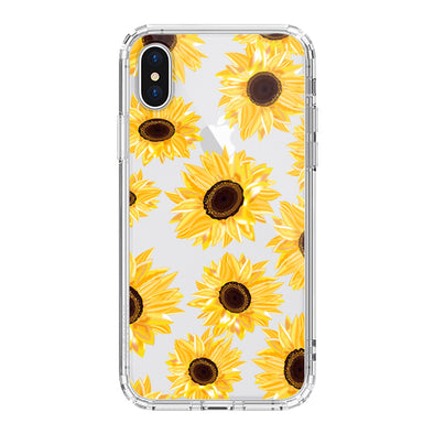 Sunflowers Phone Case - iPhone XS Case