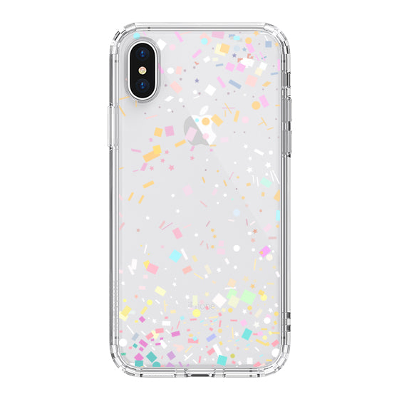 Confetti Phone Case - iPhone XS Case