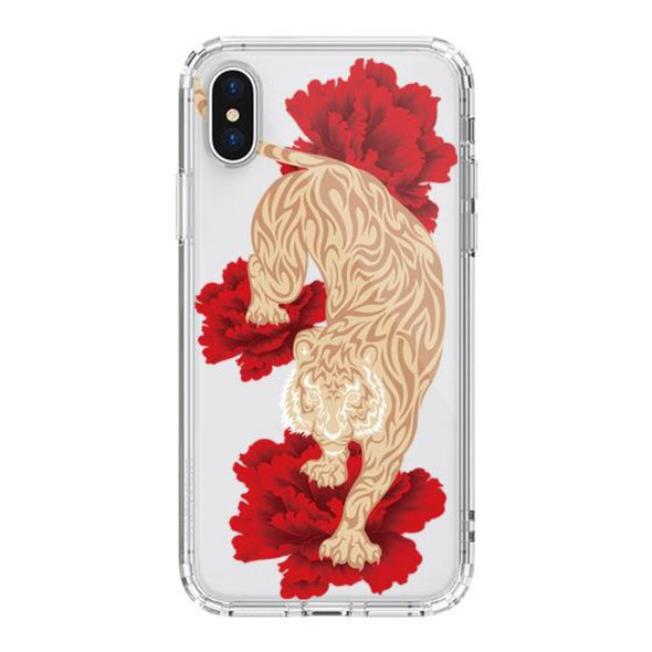 Tiger Phone Case - iPhone X Case