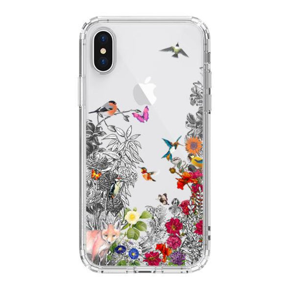 Forest Phone Case - iPhone XS Case