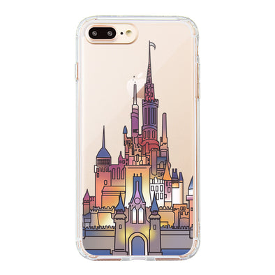 Castle Phone Case - iPhone 8 Plus Case