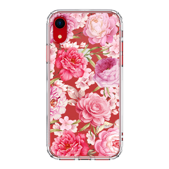 Blossom Floral Phone Case - iPhone XR Case