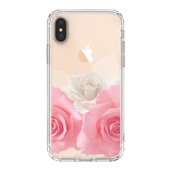 Roses Phone Case - iPhone Xs Max Case