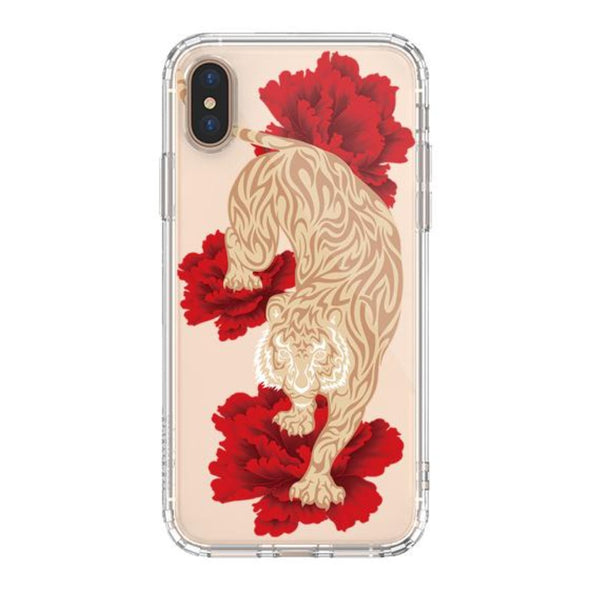 Tiger Phone Case - iPhone Xs Max Case