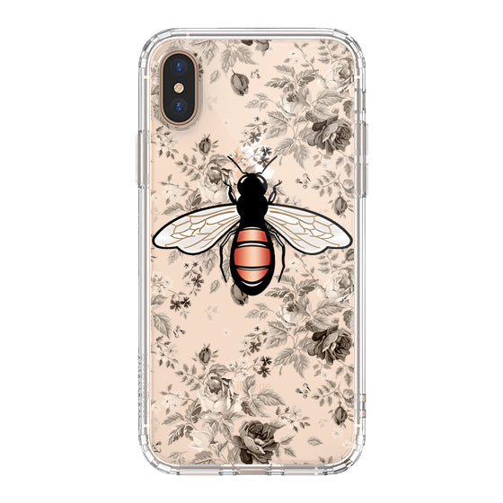 Bee Phone Case - iPhone Xs Max Case