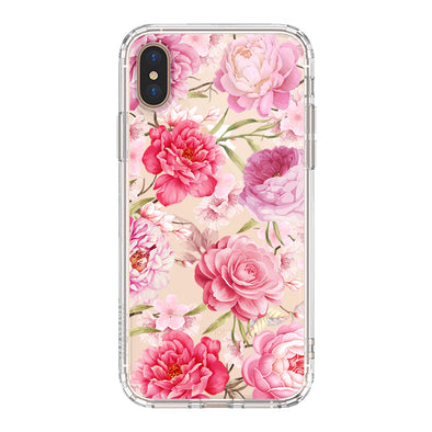 Blossom Floral Phone Case - iPhone Xs Max Case