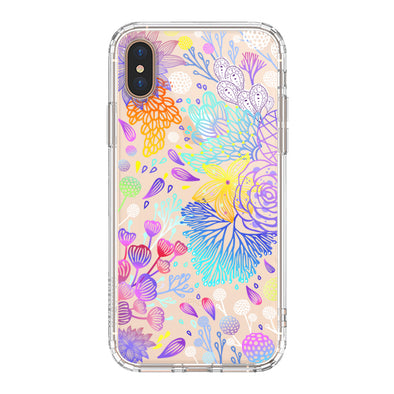 Coral Phone Case - iPhone Xs Max Case